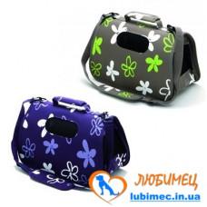 Сумка-переноска Comfy VANESSA S 39x19x24 фиолетовый