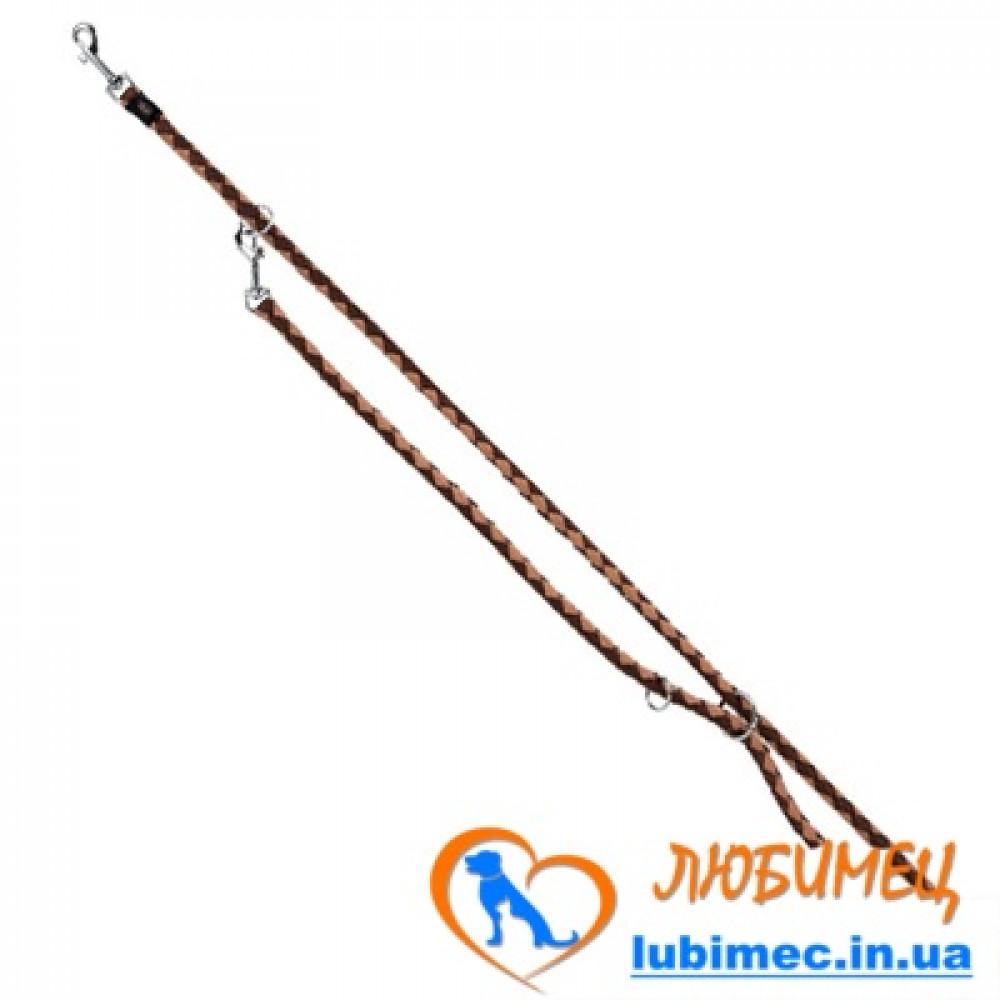Перестежка Cavo нейлон, S–M: 2.00 м/12 мм, мокка/карамель