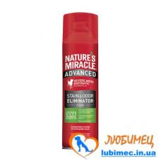 Устранитель пятен и запахов с усиленной формулой д/собак,аэрозоль-пена 8in1, 518ml