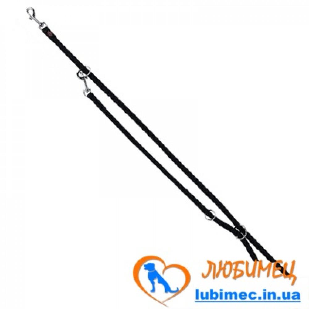 Перестежка Cavo нейлон, S–M: 2.00 м/12 мм, черная