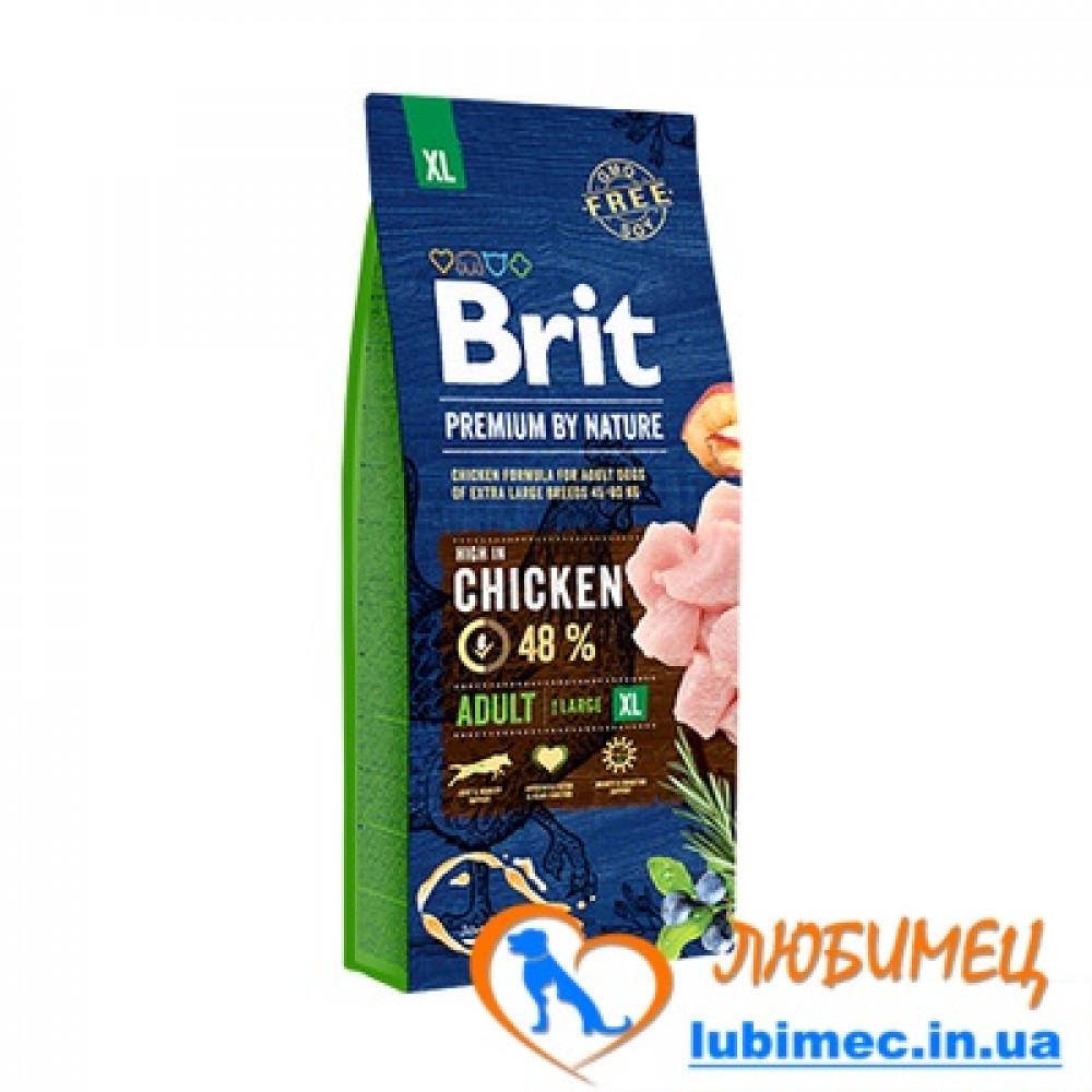 Brit Premium Dog Adult XL  3 kg