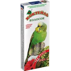 Колосок Коктейль для волн.попугаев (гибискусчумизакокос) 90г