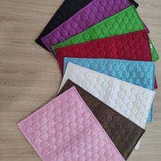 Многоразовые пеленки-коврики для собак и других домашних животных 40x40 см