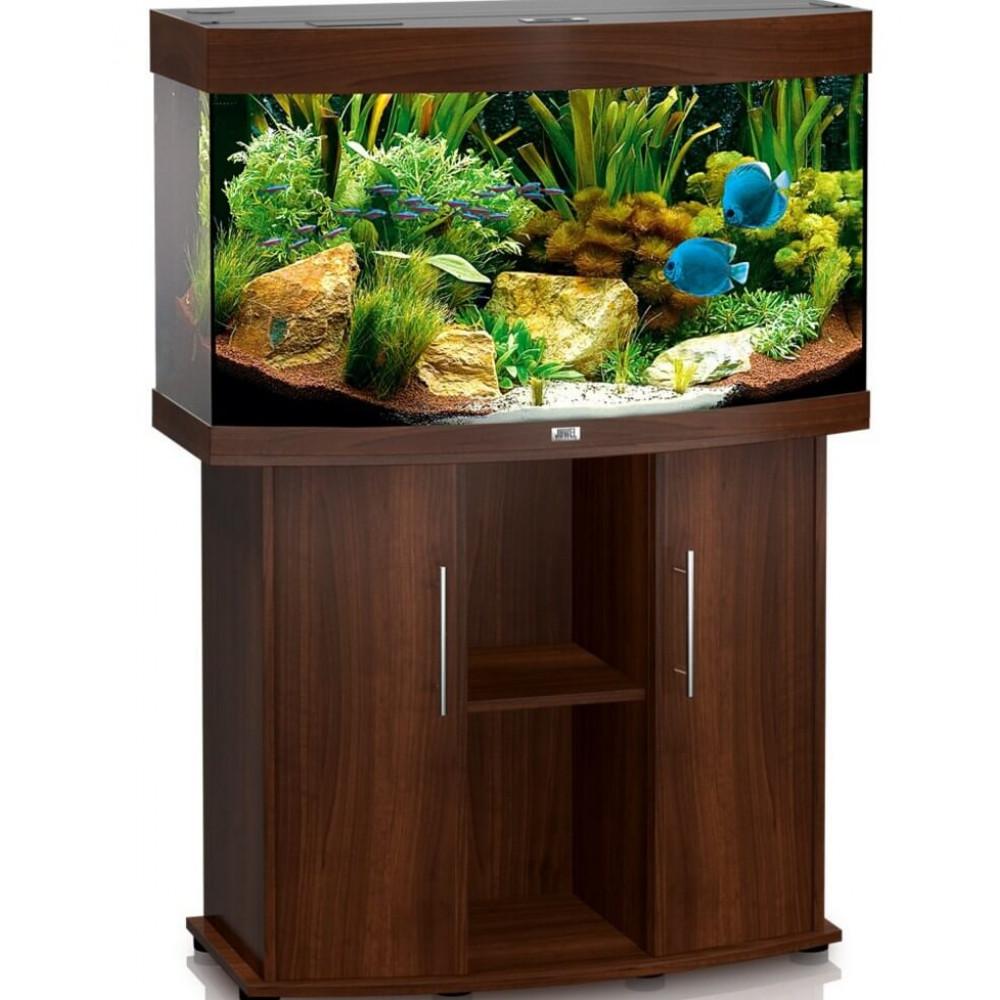 Подставка под аквариум VISION 260 коричневая