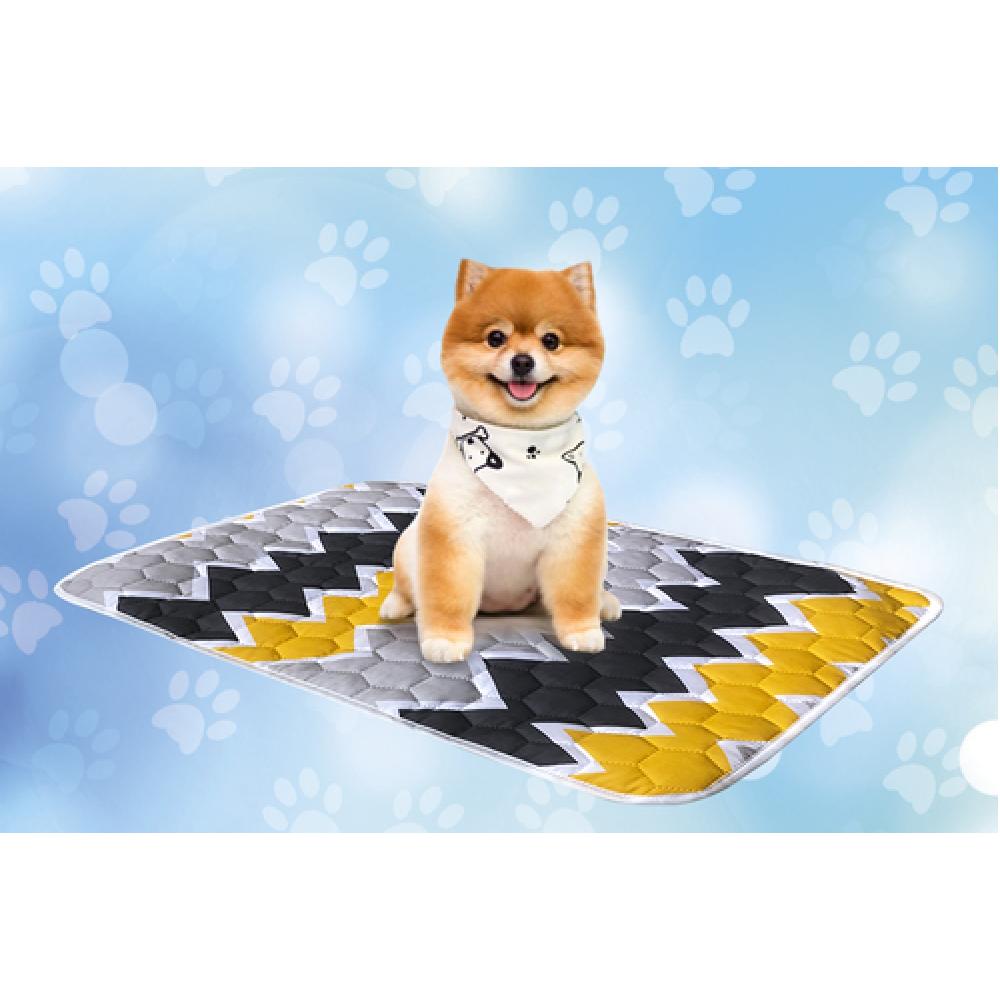 Многоразовая пеленка для собак AquaStop арт. 1 размер 50х70 см