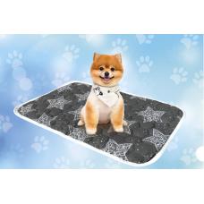 Многоразовая пеленка для собак AquaStop арт. 7 размер 90х90 см