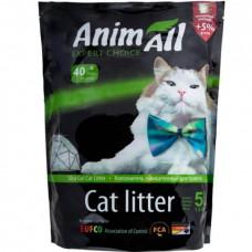 Наполнитель туалетов для кошек AnimAll Силикагель Кристаллы изумруда 5л