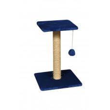 Когтеточка (дряпка) Мур-Мяу Тройка Синяя