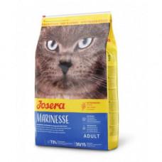 Сухой корм Josera Adult Marinesse гипоаллергенный для взрослых кошек, с лососем, рисом и картофелем, 400гр