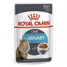 Влажный корм Royal Canin Urinary Care для взрослых кошек в целях поддержания здоровья мочевыделительной системы, 85 г