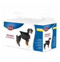 Памперсы Trixie для собак, размер M-L, 12 шт