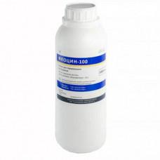 Раствор BioTestLab Флоцин-100 при стафилококковой инфекции, пастереллезе для птицы, 1 л