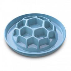 Миска для здорового питания Georplast Honey для кошек и собак, 32x32x6см