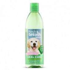 Добавка в воду TropiClean Oral Care Water Additive для ежедневной гигиены полости рта для щенков, 473 мл