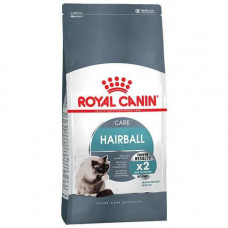 Сухой корм Royal Canin Hairball Care для выведения шерсти у кошек 400гр