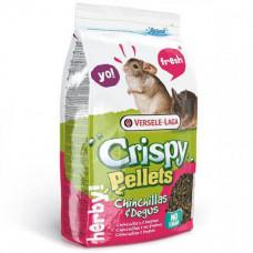 Корм Versele-Laga Crispy Pellets Chinchillas & Degus гранулированный для шиншилл и дегу 1кг