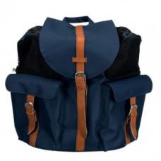 Рюкзак-переноска Trixie Andy, для кошек, 33×37×21 см, синий