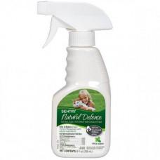 Спрей Sentry Natural Defense от блох, клещей, комаров, для котов и котят, 236 мл