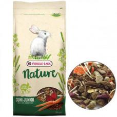Беззерновой корм Versele-Laga Nature Cuni Junior суперпремиум, для крольчат, 700 г