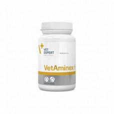 ВетАминекс (60 капсул) витаминная и минеральная добавка поддерживающая неспецифический иммунитет собак и кошек