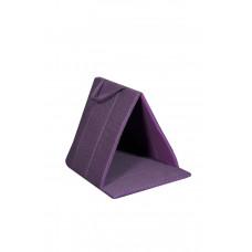 Домик-лежак (лежанка) для котов и собак Мур-Мяу Шалаш Фиолетовый