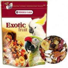 Корм Versele-Laga Prestige Premium Parrots Exotic Fruit Mix с тропическими фруктами для попугаев 600гр