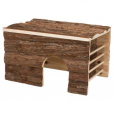 Деревянный домик Trixie Ila, для грызунов, 40х25х29 см