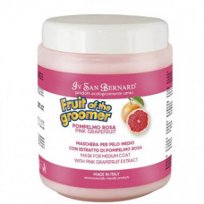 Маска для животных Iv San Bernard Pink Grapefruit 1л
