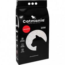 Бентонитовый наполнитель Catmania для кошек, натуральный белый, 10 л