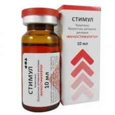 Раствор BioTestLab Стимул при анемиях, гиповитаминозах, инфекционных заболеваниях для животных, 10мл