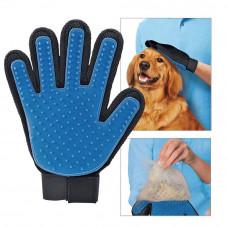 Перчатка для вычёсывания шерсти As Seen On TV True Touch