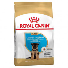 Сухой корм Royal Canin German Shepherd Puppy для щенков немецкой овчарки до 15 месяцев, 3 кг