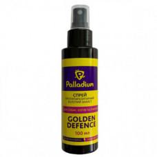 Спрей Palladium Golden Defence от блох и клещей для собак, кошек и декоративных грызунов, 100 мл