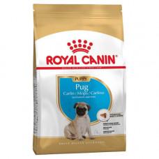 Сухой корм Royal Canin Pug Puppy для щенков мопса до 10 месяцев 1.5кг