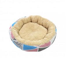 Лежак для котов и собак Taotaopets 511101 32x10см Pink