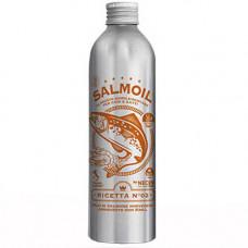 Лососевое масло №2 Necon Salmoil + криль для кожи и шерсти для собак и кошек, 500мл