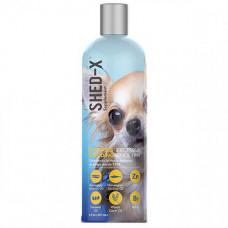 Добавка SynergyLabs Shed-X Dog против линьки, для шерсти собак, 473 мл
