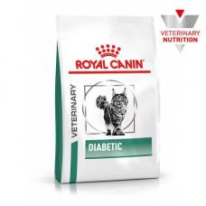 Сухой корм Royal Canin Diabetic при сахарном диабете у кошек 1.5кг