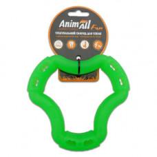 Игрушка AnimAll Fun кольцо 6 сторон 15 см Зеленый