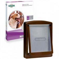 Дверцы PetSafe Staywell Original для собак крупных пород весом до 45 кг, коричневая, 456 х 386 см