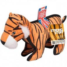 Игрушка Flamingo Strong Tiger суперпрочная 38х14х28 см