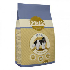 Сухой корм Araton Adult Maxi для собак весом от 25 до 80 кг, 15кг