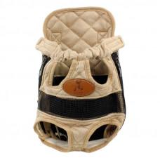 Рюкзак-переноска кенгуру для животных Hoopet HY-1100 L Coffee