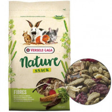 Корм Versele-Laga Nature Snack Fibres дополнительный для грызунов 500гр