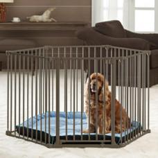 Вольер-манеж Savic Dog Park Deluxe для щенков 62 х 75 см
