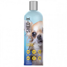 Добавка SynergyLabs Shed-X Dog против линьки, для шерсти собак, 237 мл