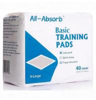 Пеленки All-Absorb Basic для собак 71х86 см, 40 шт