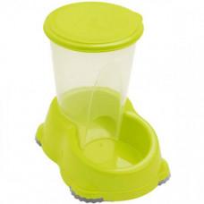 Автоматическая кормушка Moderna Смарт для собак, 3 л, лимонная, 29 х 19 х 26 см