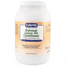Кондиционер Davis Oatmeal Leave-On Conditioner супер увлажняющий, для собак, котов, концентрат, 3.8 л