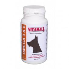 Кормовая добавка для собак VitamAll для улучшения шерсти 65 таблеток по 130гр